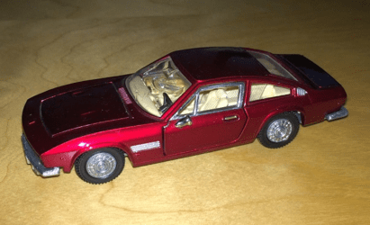 Monteverdi 375L by Dinky Toys