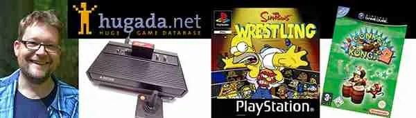 hugada atari 2600 simpsons video game