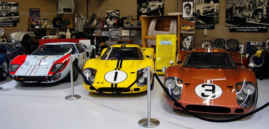 american shelby collection