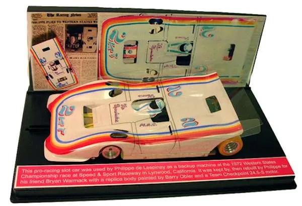1970s slot car racing