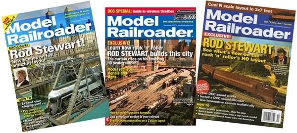 rod stewart model trains