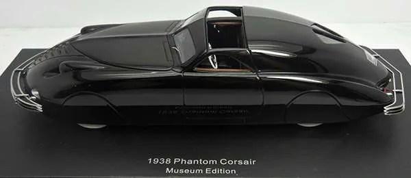 automodello corsair phantom