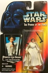princess leia action figure