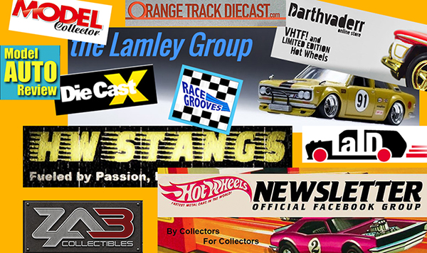 die cast blogs websites