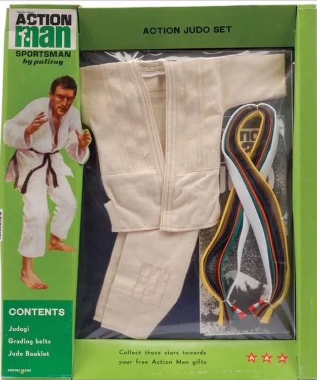 Action Man Judo Set