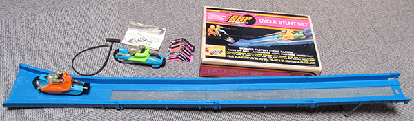 Kenner SSP Cycle Stunt Show