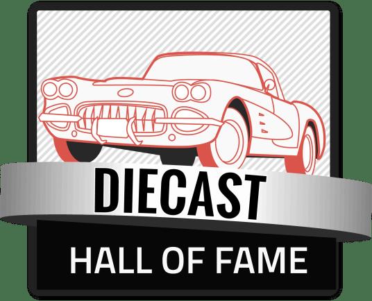Diecast Hall of Fame Logo