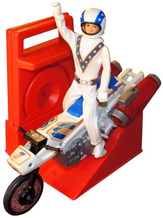Evel Knievel Jet Cycle