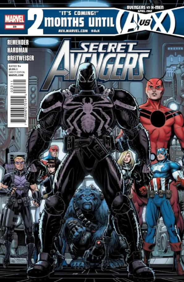 Secret Avengers #23