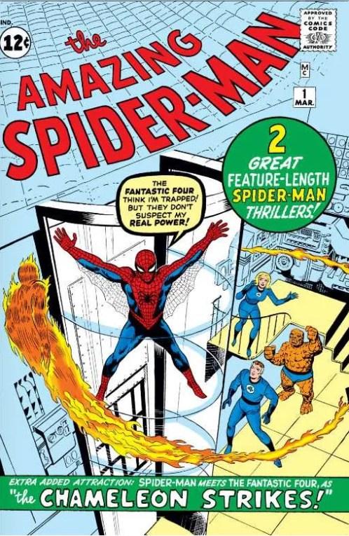 The Amazing Spider-Man The Chameleon Strikes