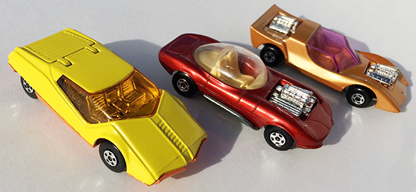 matchbox datsun hot rod jaguar gruesome twosome