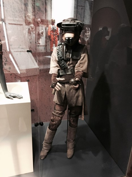 Leia Disguise Costume