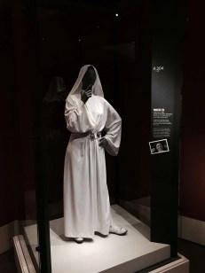 Leia costume white