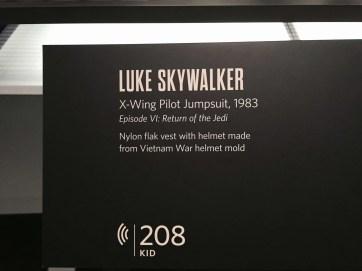 Luke Skywalker x wing card