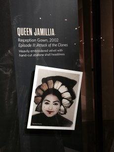 Queen Jamillia Card