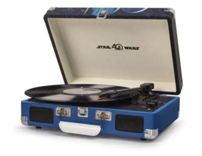 star wars record player