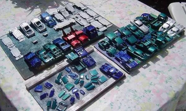 corgi car bodies