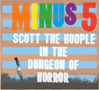 minus 5 dungeon of horrors