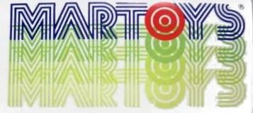 martoys logo