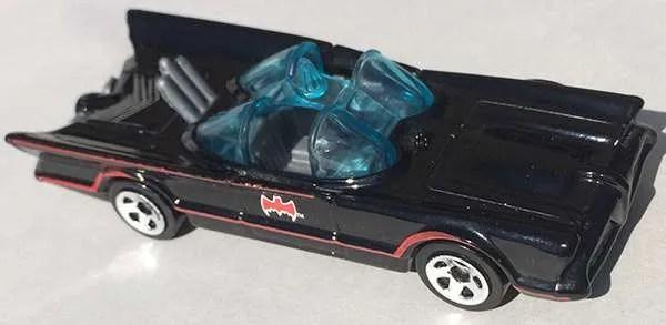 hot wheels 1966 batmobile