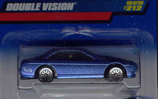 hot wheels error double vision