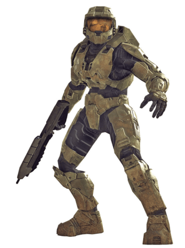 Halo soldier