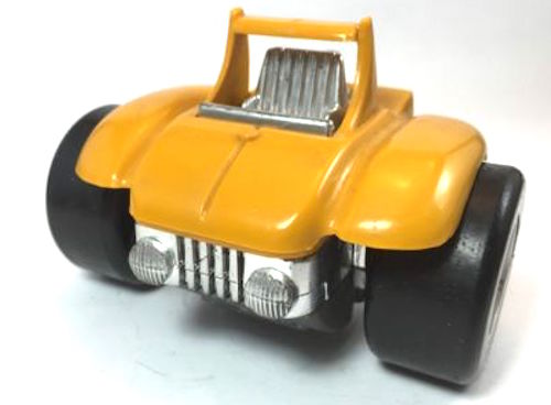 structo weird wheels dune buggy