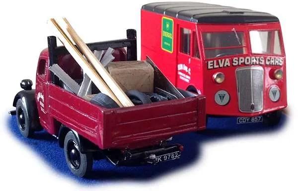 elva truck models