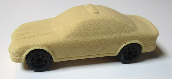 matchbox prototype police car butterboard