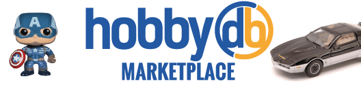 hobbyDB Marketplace
