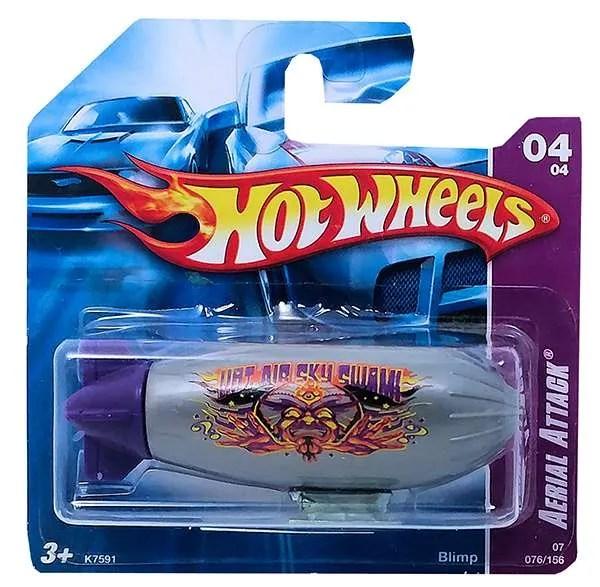 hot wheels blimp