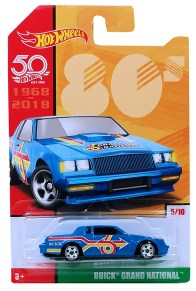 hot wheels buick grand national