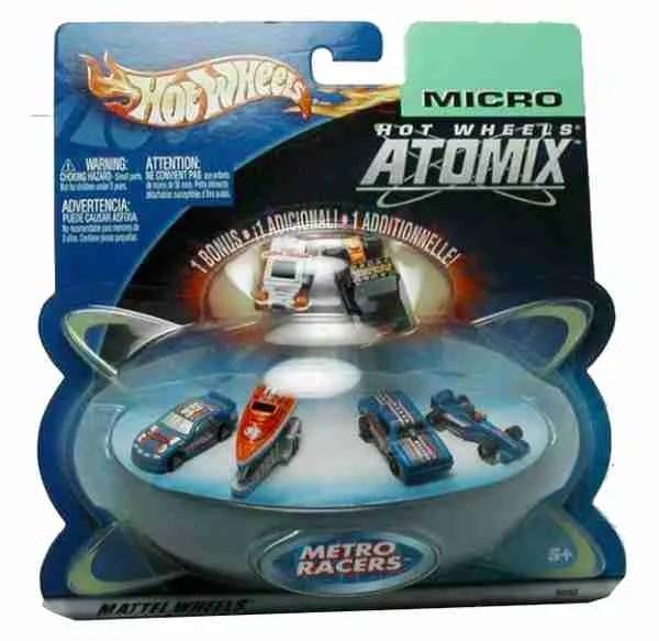 hot wheels atomix