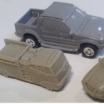 Mini Matchbox Models Create a Big Mystery