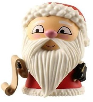 nightmare before christmas santa