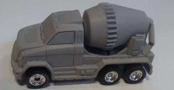 matchbox prototype cement truck