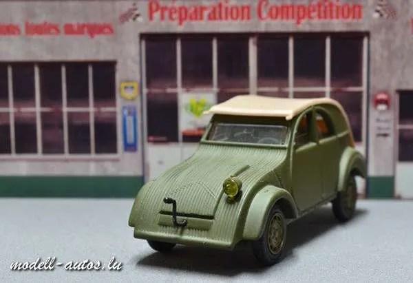 norev Citroen prototype