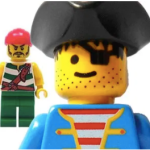 The Evolution of Lego Minifigs, Brick by Brick