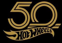 hot wheels 50th logo