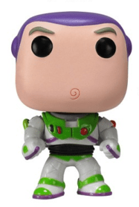 hobbyDB Buzz Lightyear