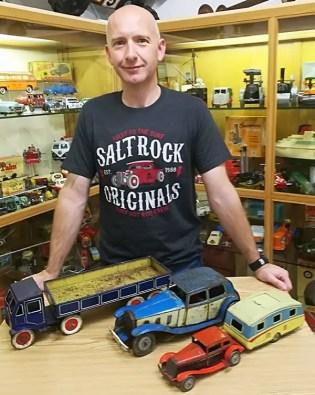 Phil Chapman Toy Hunter