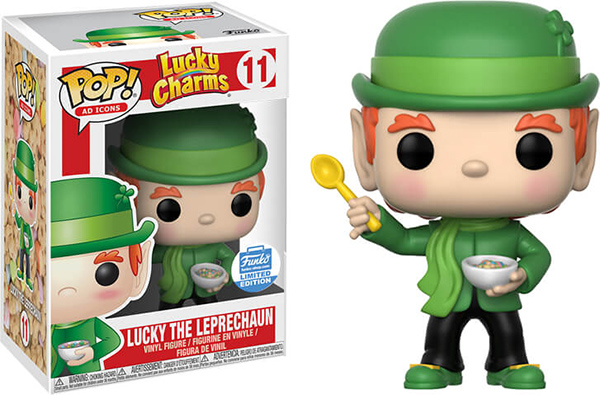 st patrick's day lucky charms
