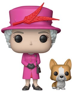 Queen Elizabeth funko pop