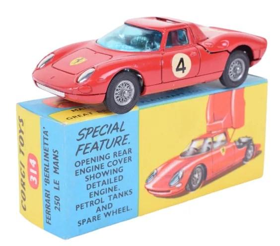Corgi Toys Ferrari Berlinetta 250 LM