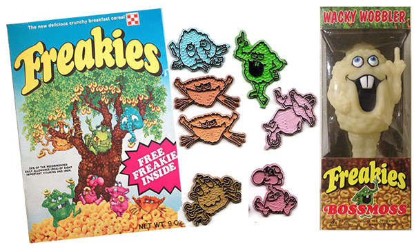 freakies cereal