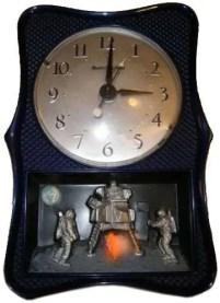 master crafters lunar landing clock