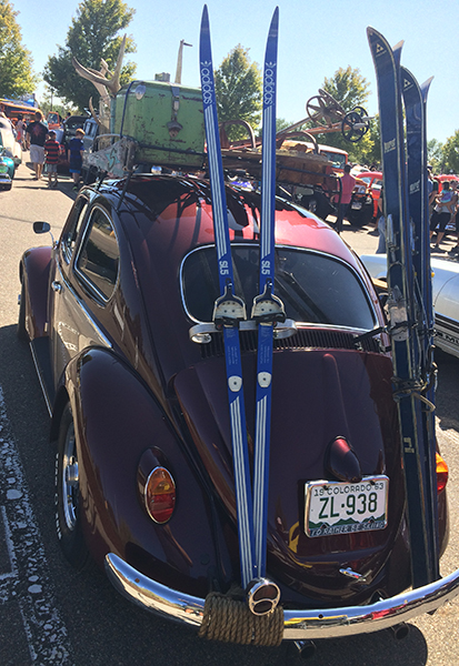 Hot Wheels Legends Tour VW Bug
