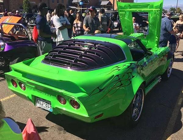 Hot Wheels Legends Tour Corvette