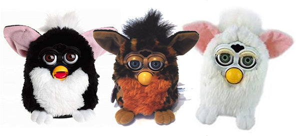 furby first generation