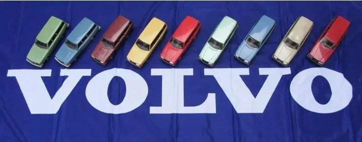 Volvo Model Cars